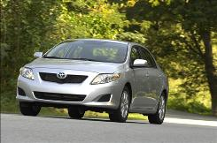 Toyota's Mississippi plant will produce Toyota Corolla's like this one, instead of the Prius as originally planned.