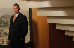"Jeffrey Gundlach says, ""It's more fun to build a firm. It's exciting. You can't buy this kind of excitement. Do you really just want to punch a clock your hole life?"""