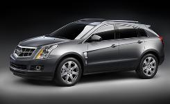 Cadillac SRX: Cadillac Premium Care provides scheduled oil changes, tire rotations and air filters.