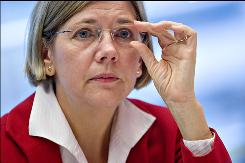 Elizabeth Warren watched play-by-the-rules families collapse financially. That led to her idea for the consumer financial protection agency.