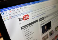 This file image made March 18, 2010, shows the YouTube website in Los Angeles. A federal judge sided with Google on Wednesday, June 23, 2010, in a $1 billion copyright lawsuit filed by media company Viacom over YouTube videos.