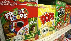 Kellogg's is voluntarily recalling about 28 million boxes of Apple Jacks, Corn Pops, Froot Loops and Honey Smacks.
