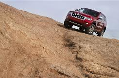 Grand Cherokee has improvements inside and out.