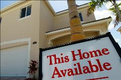 Several provisions in the financial overhaul bill affect home buyers.