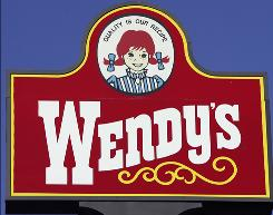 Wendy's new salads retail for $5.99.