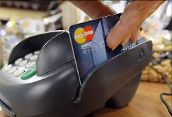 Poor credit scores make it harder to get good deals on credit cards.