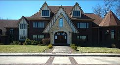 Most expensive home: This home is for sale in Muncie, Ind., for $1.7 million.