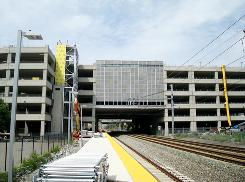 The InterLink hub in Providence is scheduled to open in September and will consolidate the connection points of planes, trains, buses and rental cars.