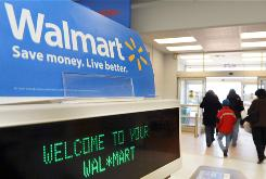 In an a attempt to better manage inventory, Wal-mart plans to use electronic identification tags on merchandise. 