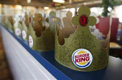 Burger King has until mid-October to solicit better offers.