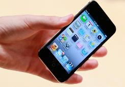 The new iPod Touch is thinner than the iPhone 4, and the display is a bit dimmer. But it's still a winner.