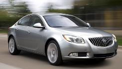 Looks can be deceiving with the new Buick Regal.