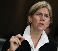 Elizabeth Warren: There are too many tricks and traps for consumers.