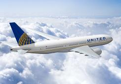 The new United Airlines planes will keep the Continental symbol on the tail.