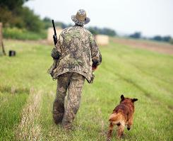 More than 18.8 million people hunted with firearms in 2009, according to the National Sporting Goods Association.
