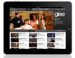 The Hulu Plus app for smartphones.