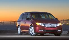 The 2011 Honda Odyssey m inivan has all the room, performance and utility a family could hope for.