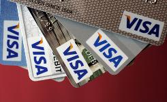 Consumers are more frequently turning to debit cards to make purchases instead of credit cards.