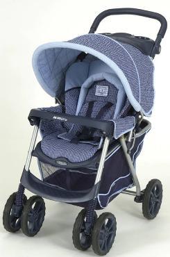 Graco MetroLite Stroller is one of two models recalled.