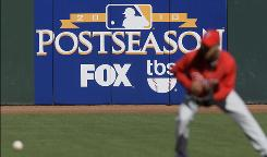 The Fox-Cablevision dispute blocked Philadelphia Phillies and San Francisco games.