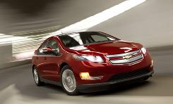 The 2011 Chevrolet Volt is $41,000, including shipping, but some buyers will qualify for a federal tax credit up to $7,500.