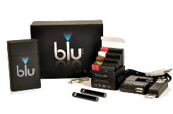 Smoking on planes again? One cigarette company, blu Cigs, maker of electronic cigarettes, hopes so.