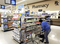 Pharmaceutical prices jumped 1.4% in January, largest rise in nearly three years.