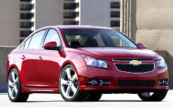 The conservative styling of the 2011 Chevrolet Cruze will keep the car from rapidly looking out of date.