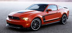 The 2012 Ford Mustang Boss 302 is sweet and sassy.