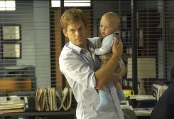 Michael C. Hall stars in the Showtime series Dexter.