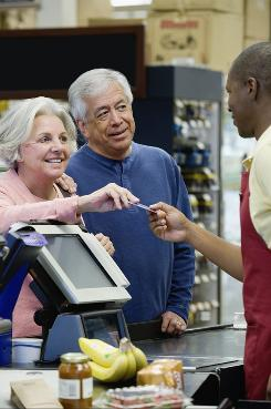 Credit card debt is becoming a problem for some seniors.