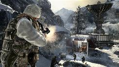 "A scene from ""Call of Duty: Black Ops."""