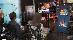 President Obama at a town hall-style gathering hosted by CNBC in September.