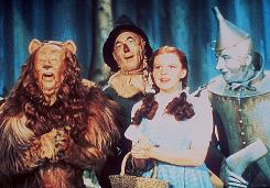 """The Tinman got what he wanted in """"The Wizard of Oz"""" -- but of course, he had it all the time."""