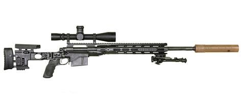 The new XM2010 Enhanced Sniper Rifle.