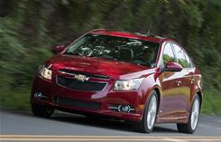 GM sold about 8,000 Cruzes in November.