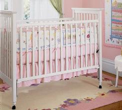 Thousands of drop-side cribs have been recalled including the Camille Drop-Side Crib from Pottery Barn Kids.