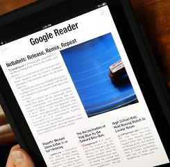 Flipboard brings social networking to the iPad.
