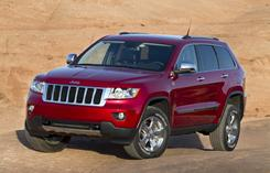 Sales of the 2011 Grand Cherokee include a deal for gas.