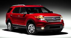 The SUV, such as the 2011 Ford Explorer, is making a comeback, thanks to improved gas mileage and pent-up demand.