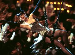 Moulin Rouge: Nicole Kidman stars in the 2001 film, which was fine-tuned for a Blu-ray release.