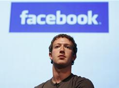 Facebook founder Mark Zuckerberg speaks at Microsoft's Silicon Valley campus in Mountain View, Calif., on Oct. 13, 2010.