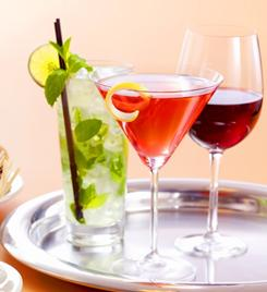 The Cheesecake Factory is tapping into America's desire to not only eat, but also drink in more healthful ways by rolling out skinny-style options of five of its popular cocktails.