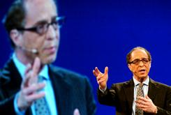 "Computers are ""only going to get better. And humans are not getting better,"" says inventor and author Ray Kurzweil."
