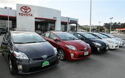 Toyota has bet big on hybrid technology with cars like the Prius.