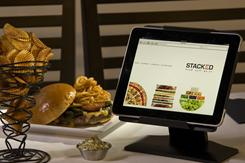 New chain Stacked will let customers build their burger orders using iPads on each table.