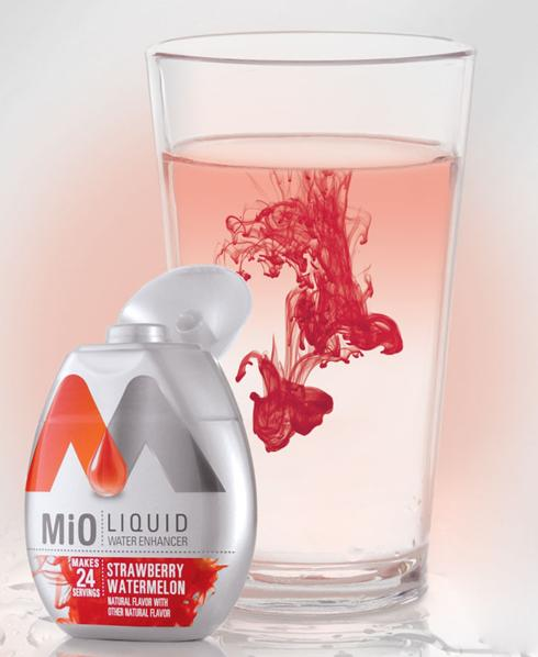 Giveaway: Win a Year Worth of Mio Liquid Water Enhancer ...