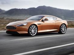 Aston Martin will debut the Virage at the Geneva show.