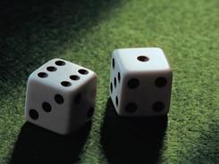 If you had two 6-sided dice, what is the probability you'll get a 7?