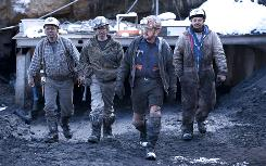 Spike TV's &quot;Coal&quot; kicks off this month.